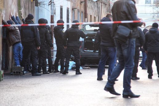 В Одесі проводиться спецоперація: чутно стрілянину, є жертви
