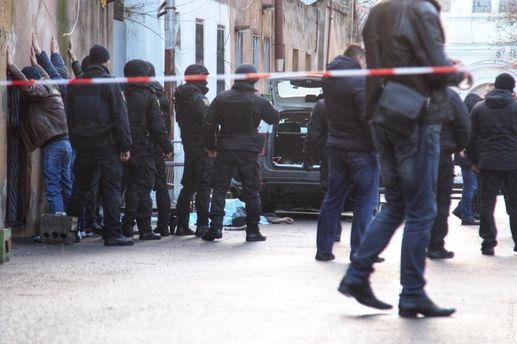 В Одессе проводится спецоперация: слышна стрельба, есть жертвы