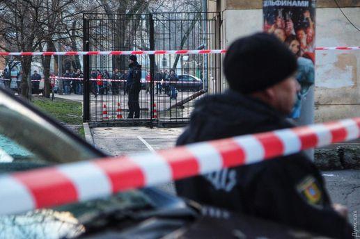 Уцентрі Одеси сталася перестрілка: є жертва, постраждали поліцейські. Опубліковані фото