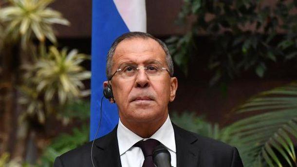 Лавров рассказал, что Россия готова обсуждать сСША