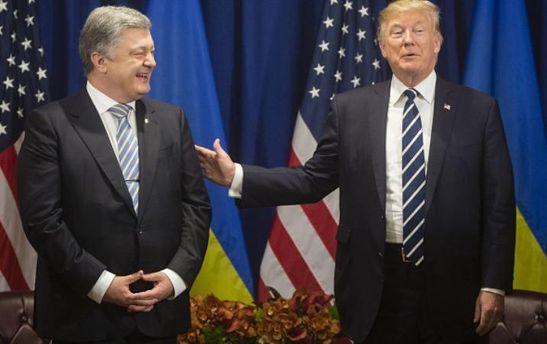 Порошенко зустрінеться зТрампом уДавосі - Клімкін