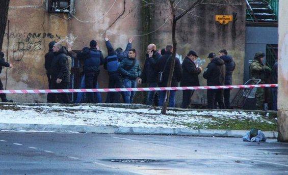 Після перестрілки вцентрі Одеси затримали двох людей— поліція