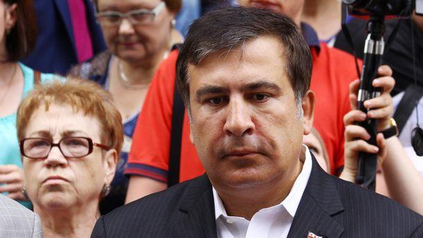 ВТбилиси ожидают решения столицы Украины поэкстрадиции Саакашвили