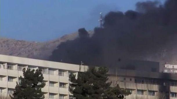 Шість українців загинули внаслідок атаки наготель вКабулі - Клімкін