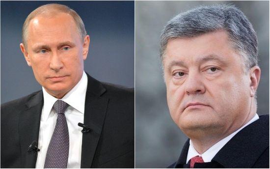 Контакты Порошенко с Путиным: в Кремле сделали громкое заявление
