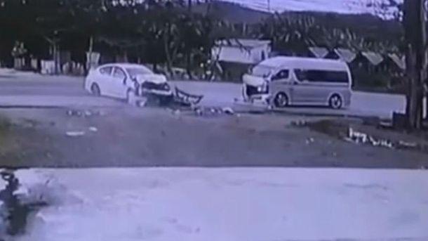 Две русские туристки разбились насмерть вТаиланде