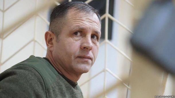 Оккупанты отказали осужденному Балуху в врачебной помощи,— МИД Украины