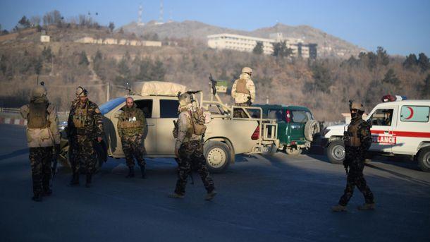 МИД: Тела погибших вКабуле украинцев привезут 24января
