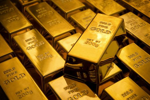Врезервах НБУ 25 тонн золота