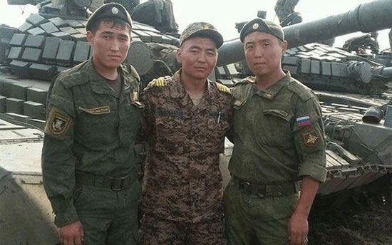 Росія хоче заселити Донбас якутами та бурятами