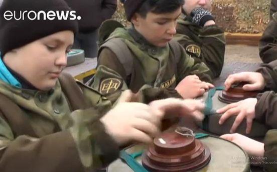 Euronews має вказати про анексію впропагандистському сюжеті про Крим,— МЗС