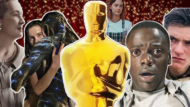 Оскар 2018: номінанти на кращий фільм року