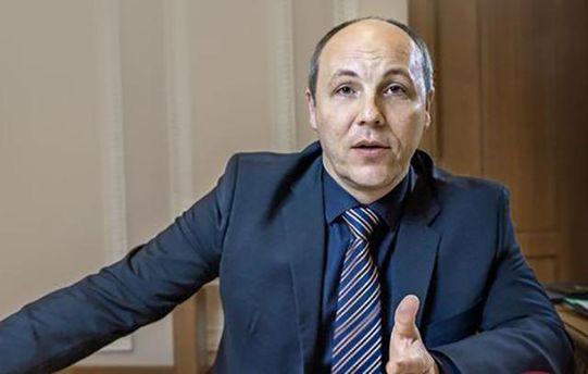 Парубій пояснив, чому жителі Криму не підтримували Майдан та зміну влади в Україні