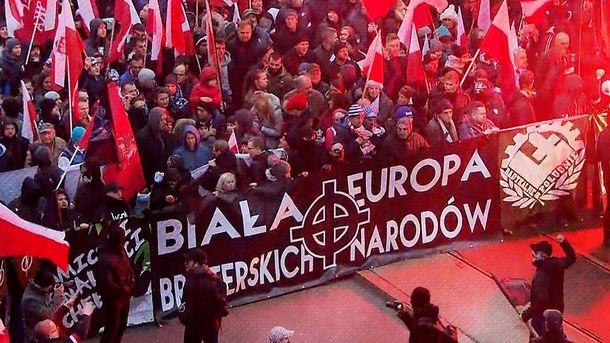 В Польше разгорелся скандал вокруг празднования дня рождения Адольфа Гитлера