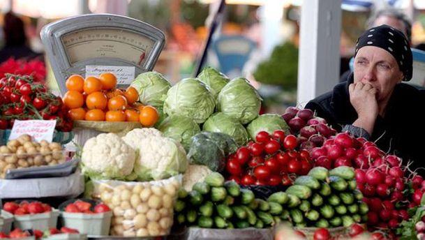 ВУкраїні злетіли ціни на«борщовий набір»