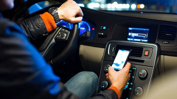 Столичні водії отримали дивні повідомлення про порушення ПДР