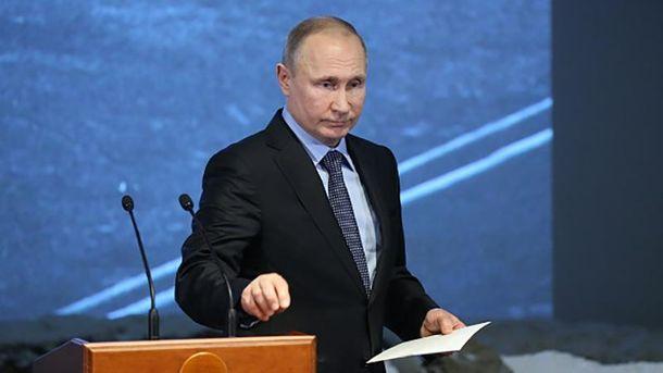 «Собака лает, караван идет»: Путин прокомментировал «кремлевский доклад» США