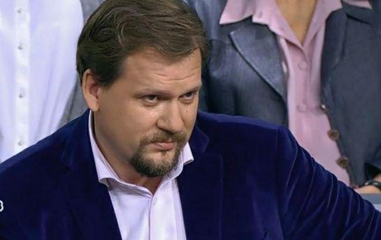 Я виступаю за велику Росію, – український журналіст зробив скандальну заяву