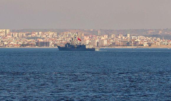 УЧорне море увійшов британський есмінець