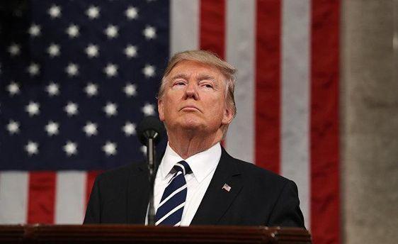Трамп пообещал пересмотреть иперезаключить торговые сделки США