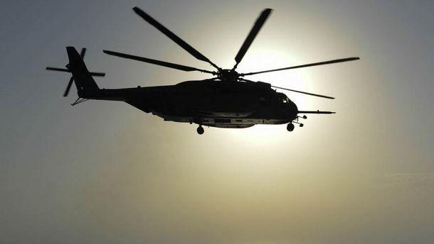 Накордоні зУкраїною з'явиться спецпідрозділ гелікоптерів