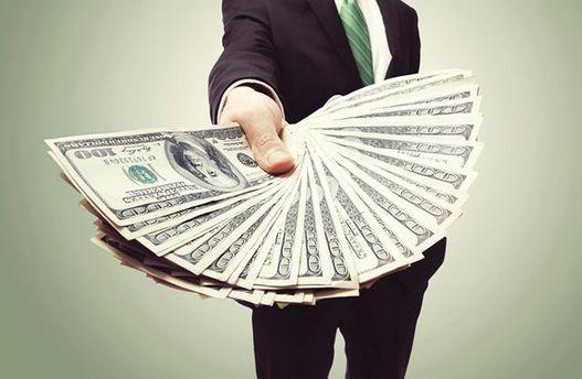 Курс долара у лютому