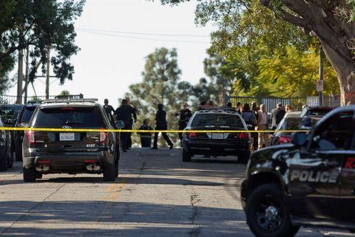 Стрілянина ушколі Лос-Анджелеса: є поранені, нападника затримано