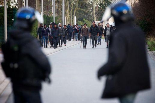 Масова бійка мігрантів уФранції тривала дві години: п'ятеро отримали вогнепальні поранення