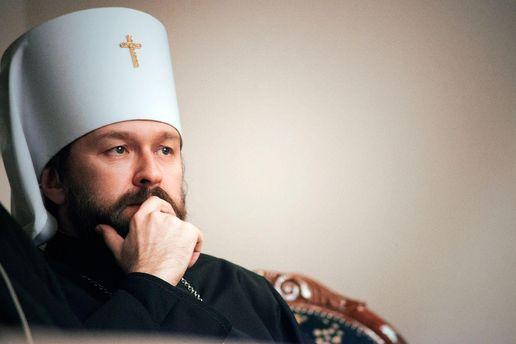 Митрополит Иларион поведал опопулярности iPhone Xсреди священников