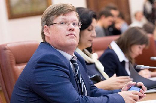 Зарплата Павла Розенка