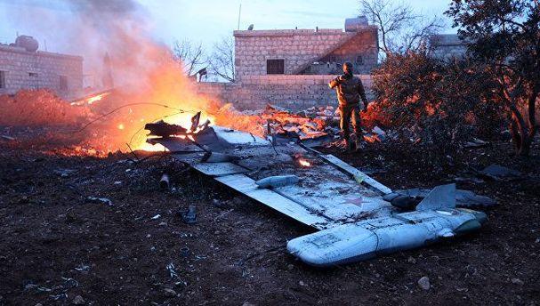 Русский пилот сбитого СУ-25 подорвал себя гранатой (18+)