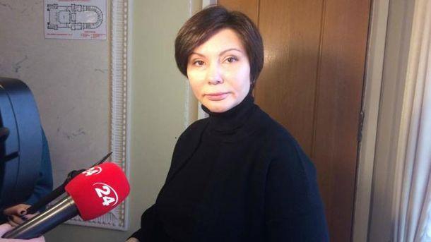Олена Бондаренко