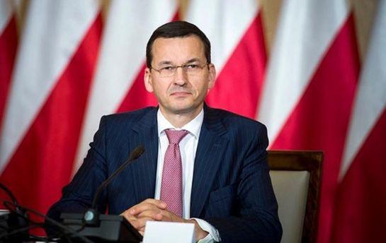 Премьер Польши пояснил цель закона озапрете «бандеровской идеологии»