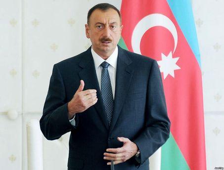 Алієв оголосив про проведення позачергових виборів президента Азербайджану