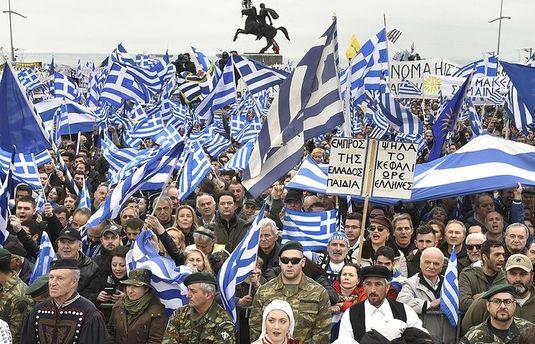 Македония официально готова поменять свое название— премьер страны