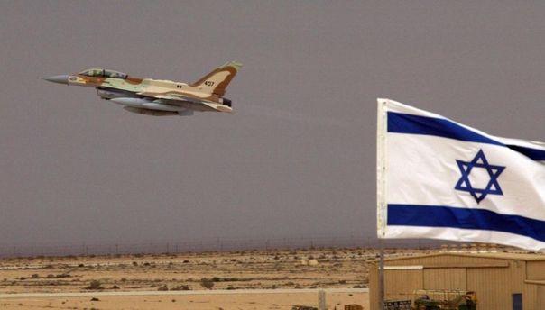 Израиль перехватил иранский беспилотник