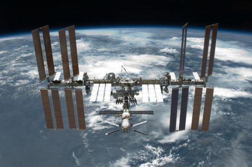 МКС<br />  NASA