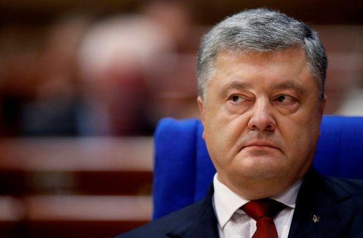 Объяснения Порошенко о депортации Саакашвили – ложь по определению