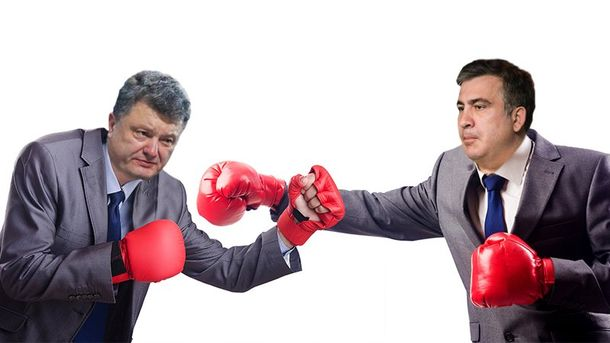 Судьбоносная ошибка Порошенко, или Как Саакашвили может сыграть против украинской власти