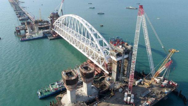 На Керченському мості виникла нова серйозна проблема: фото