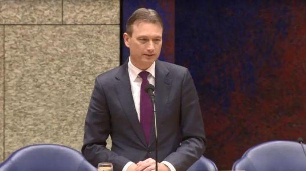 Глава МЗС Нідерландів подав у відставку