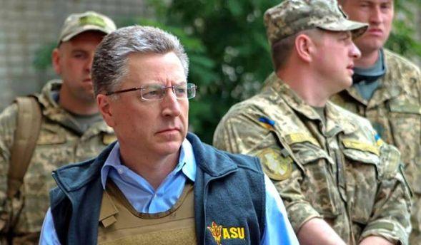 Волкер сказав, що Росія повинна обрати мир, щоб припинити війну на Донбасі