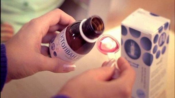 В Україні заборонили популярний сироп від кашлю