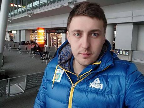 Олімпіада-2018: український саночник Андрій Мандзій викрив міністра спорту (фото)