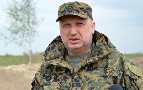 Турчинов назвав терміни звільнення Донбасу, без втручання Росії