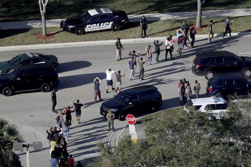 Стрілянина у Флориді