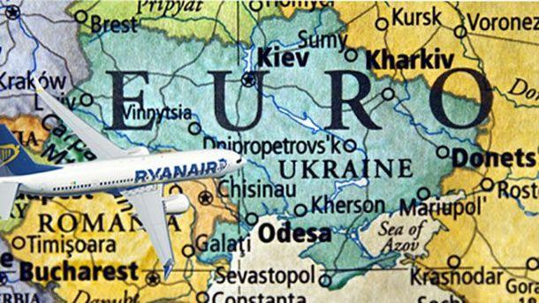 Ryanair подтвердил: крупнейший лоукостер Европы заходит в Украинское государство