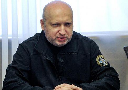 Я не віддавав наказ збивати вертоліт з Януковичем, – Турчинов