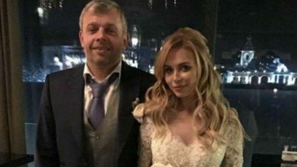 Украинская певица вышла замуж за львовского бизнесмена: фото