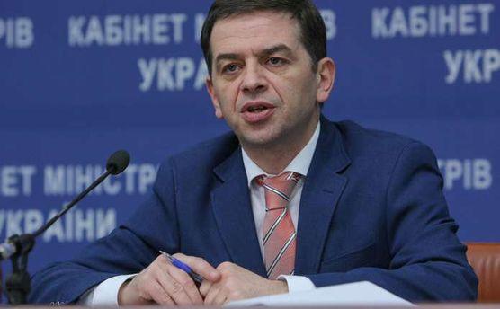 Кабмін звільнив соратника Саакашвілі